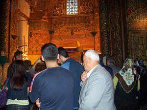 Ramazanda Mevlana Müzesine ziyaretçi akını