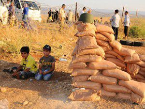 Suriyeliler bayramı buruk karşılıyor