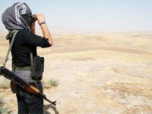 Teröristler ağır silahlarla saldırdı