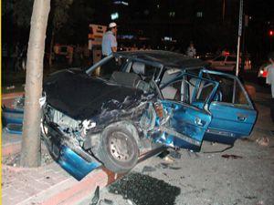 Konyada trafik kazası: 9 yaralı