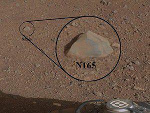 Marsta ilk kimyasal deney