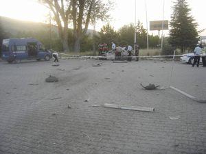 Konyada otomobil takla attı: 1 ölü 1 yaralı