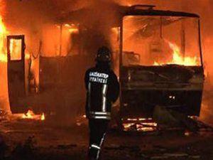 Gaziantepte polis merkezine saldırı