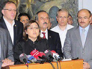 Fatma Şahin saldırıyı kınadı