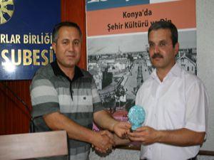 TYBde Konya'da Şehir Kültürü ve Din konuşuldu