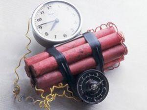 Büyükelçilikte bomba paniği