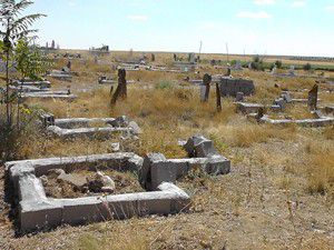 116 sahipsiz mezarın yeri belirlendi