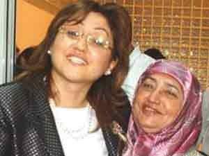 Fatma Şahin, annesini kaybetti
