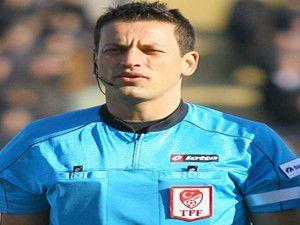 Konyaspor Bucaspor maçının hakemi