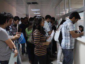 KMÜye 2555 öğrenci daha katılıyor