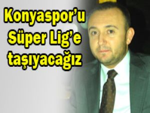 İbrahim Çınar Konyaspordan emin