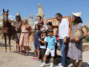 Kapadokyada fantastik çocuk filmi çekilecek