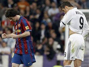 El Clasico yine Barçanın