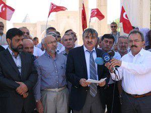 Konyada STKlar terörü kınadı