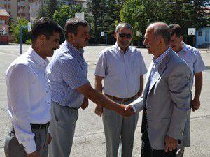 Bursa Valisi Harput, Ereğliyi ziyaret etti