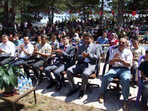 İpekyolu Festivali Derbentlileri biraraya getirdi