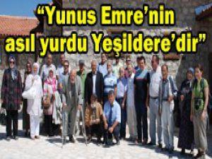 TYB Konya şubesi Karamandaydı