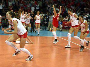 Türkiye Avrupa şampiyonu oldu!