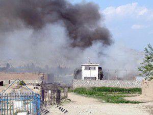 Afganistanda saldırı: 11 ölü