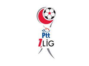 PTT 1.Ligde ilk hafta bir maç dışında tamamlandı