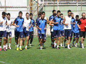 Konyaspor 2. hafta hazırlıklarına başladı