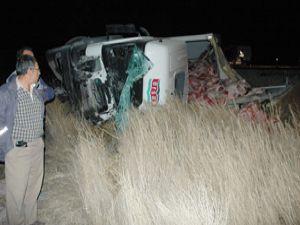 Konyada feci kaza: 5 ölü, 3 yaralı