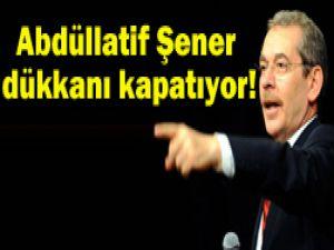 Türkiye Partisi kapanıyor