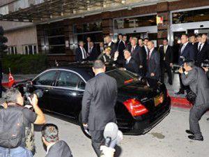 Gül, Erdoğan ve Özelle görüştü