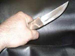 Beyşehirde bıçaklı yaralama