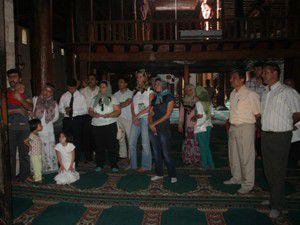 Eşrefoğlu Camisinin yönetim planı hazırlanıyor