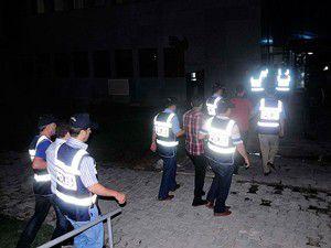 Gaziantepte 5 kişi daha tutuklandı