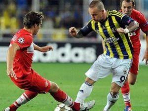 Fenerbahçe tura uzandı ama tutamadı