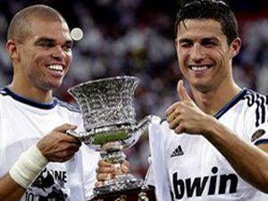 Real Madrid Süper Kupa ile güldü