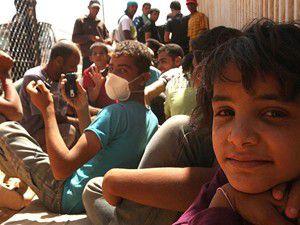 200 bin Suriyeli Ürdüne sığındı