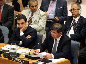 Davutoğlundan Güvenlik Konseyinde sert sözler
