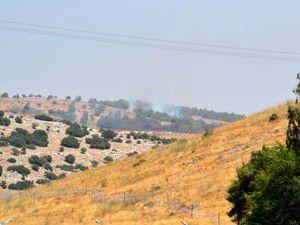 Ürdün Suriye sınırında gerginlik