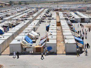 Kilis, Suriyelilere hayat veriyor