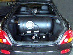 LPGli araçlara yoğun talep