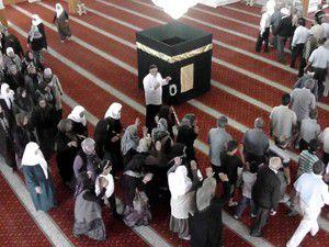 Hacı adaylarına uygulamalı seminer