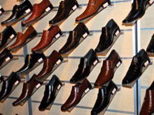 Marka ayakkabılar Konya'da üretiliyor