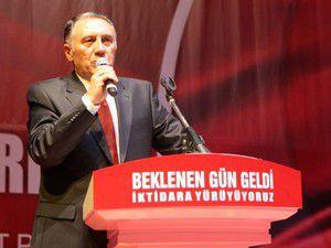 Türker de adaylığını açıkladı