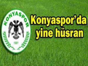 Torku Konyaspor puan alamadı