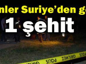 Şanlıurfada polise silahlı saldırı