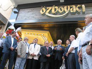 Konyanın Altın Marketi açıldı