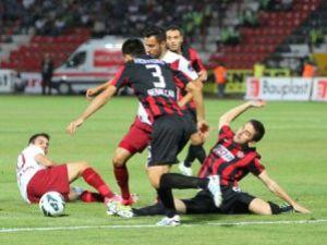 Trabzonspor G.Antepte kayıp