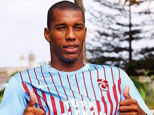 Emerson resmen Trabzonsporda
