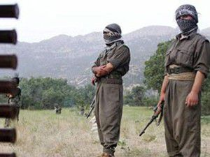 O PKKlı ölü ele geçirildi