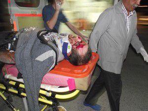 İki ayrı kazada 5 kişi yaralandı