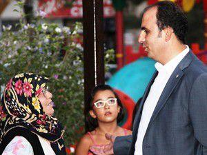 Başkan Altaydan halk ziyareti