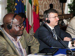 Başkan Akyürek İtalyada Konyayı anlattı